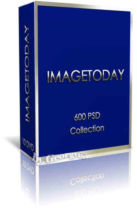 Full collection ImageToday (10 DVD)